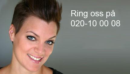 Ring oss för hjälp med sökmotoroptimering 020 - 10 00 08
