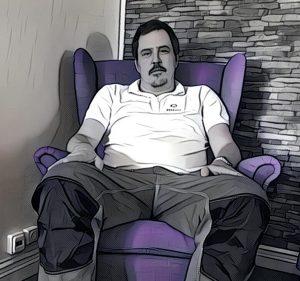 Magnus Bråth - trött ehandlare