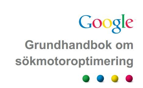 grundhandbok för sökmotoroptimering