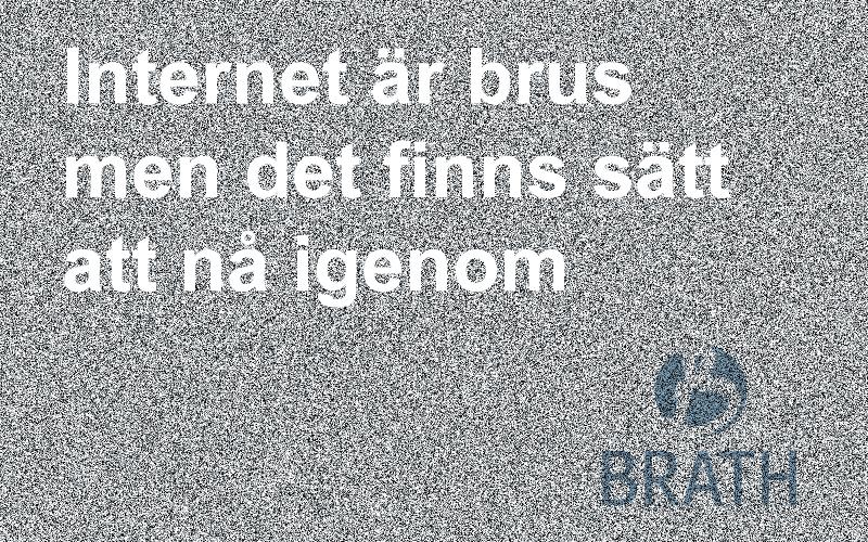 Internetbrus - Brath