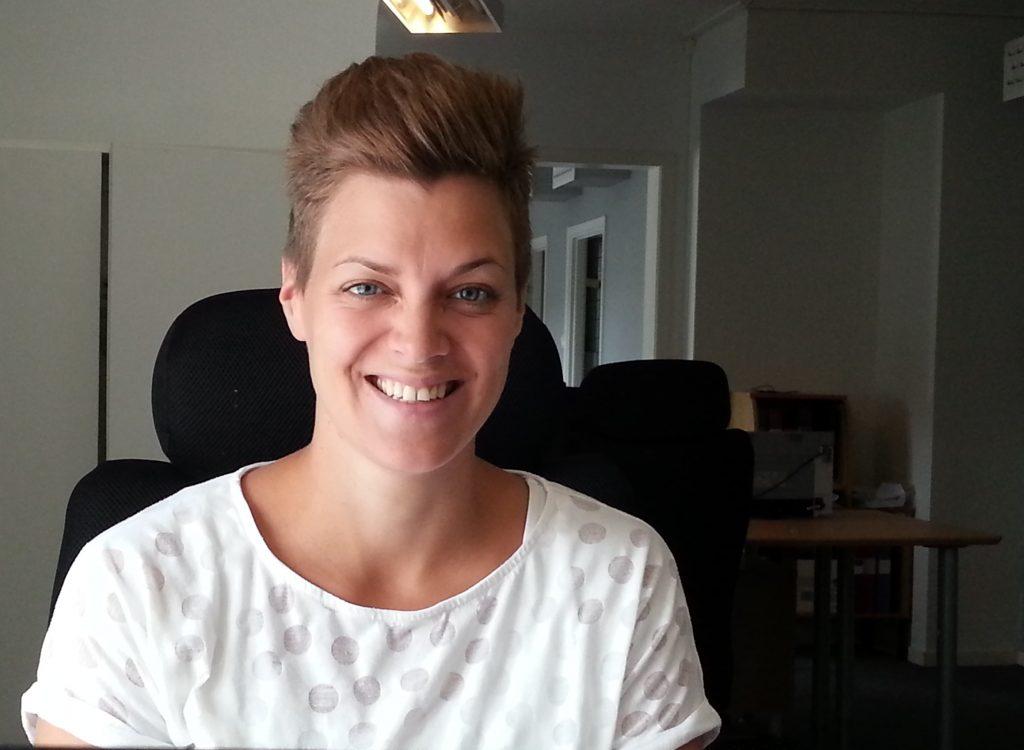 Maria Bråth VD på Brath