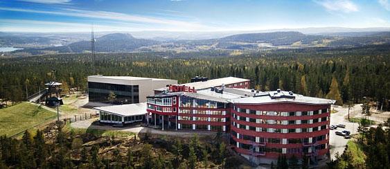 Hotell Södra Berget i Sundsvall, här är konferensen för Ehandel