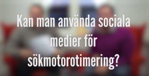 Sökmotoroptimering och sociala medier