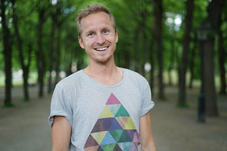 Erik Bergman, grundade Catena Media och Great.com