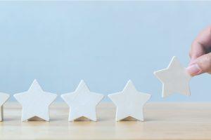 5 stjärnor - bästa kvaliteten