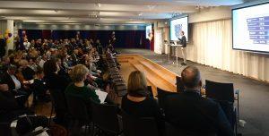 Oskar Alm föreläser om digital marknadsföring